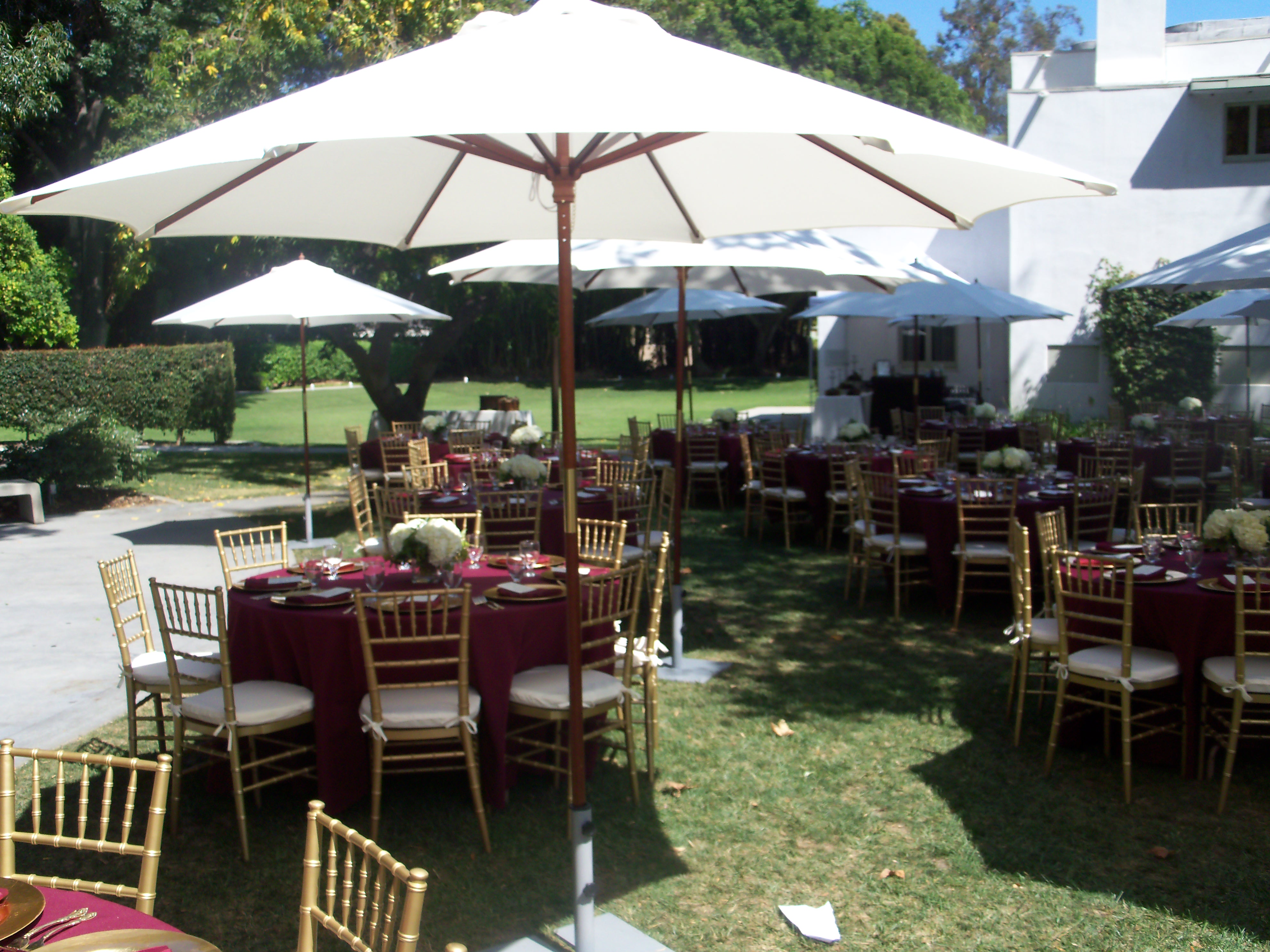 Clark Estate Tables