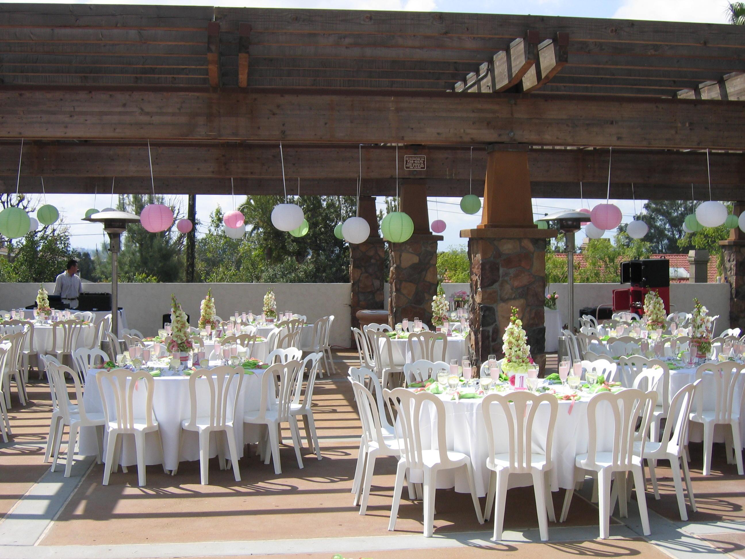 Hillcrest park terrace fullerton orange county premiere for Terrace on the park menu