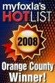 myfoxla's Hot List Winner 2008